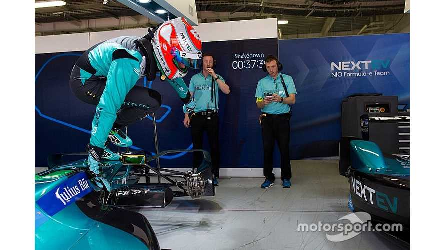 Pit Stops To Stay For 5th Season Of Formula E