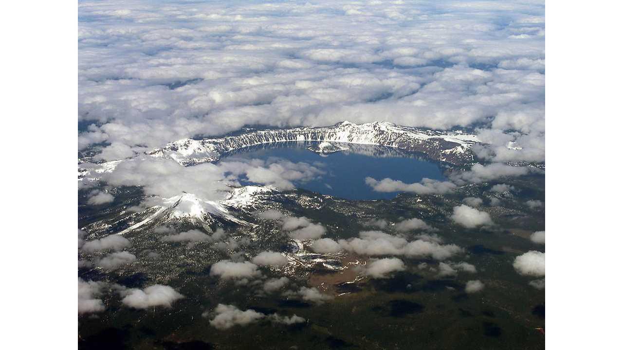 Super Volcanos Provide New Lithium Source