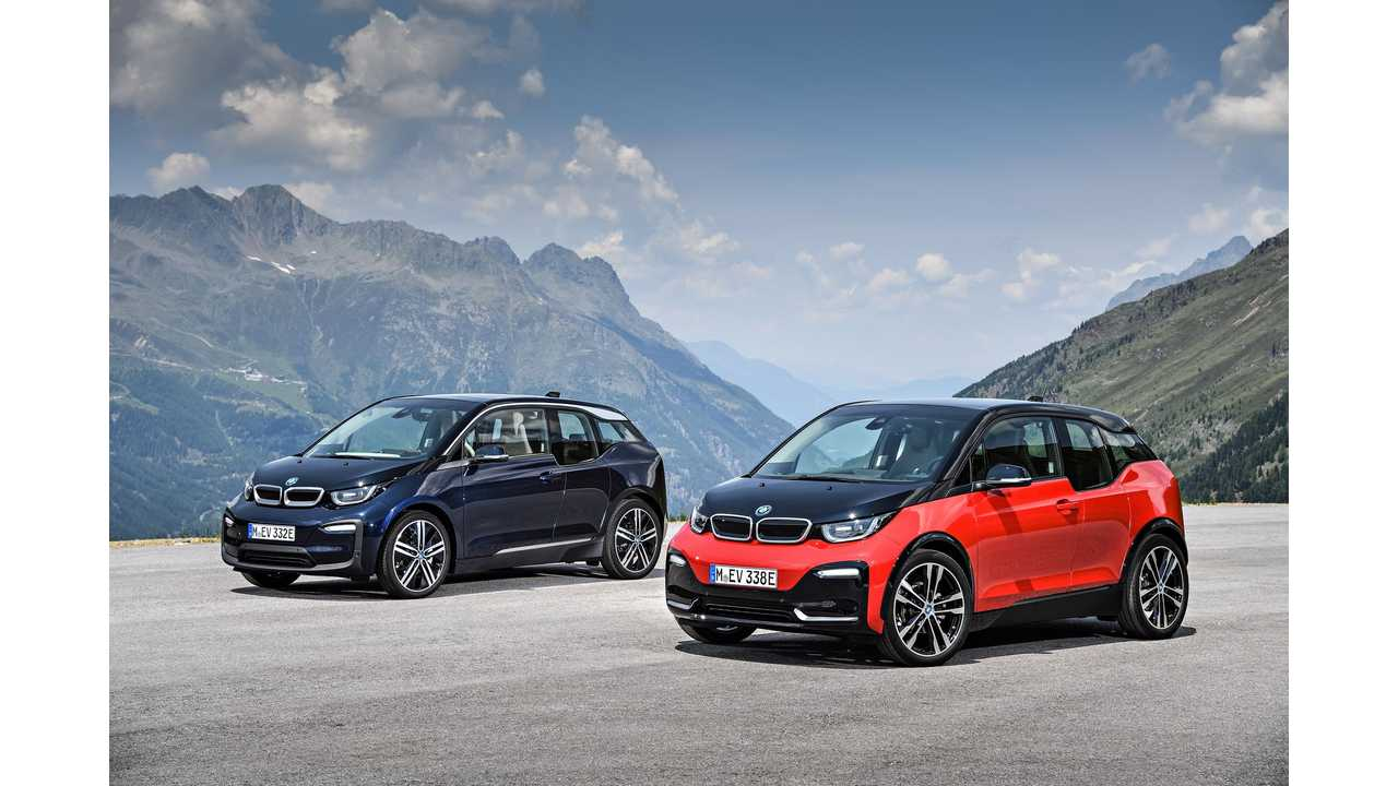 New BMW i3s Priced About 10% Higher Than Standard i3 (€3,600) in Germany