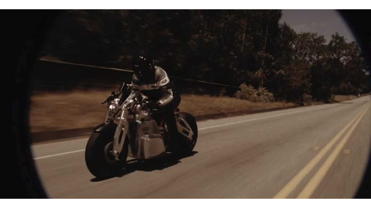 Curtiss Teases Zeus Electric Motorcycle In Video Reminding Us To