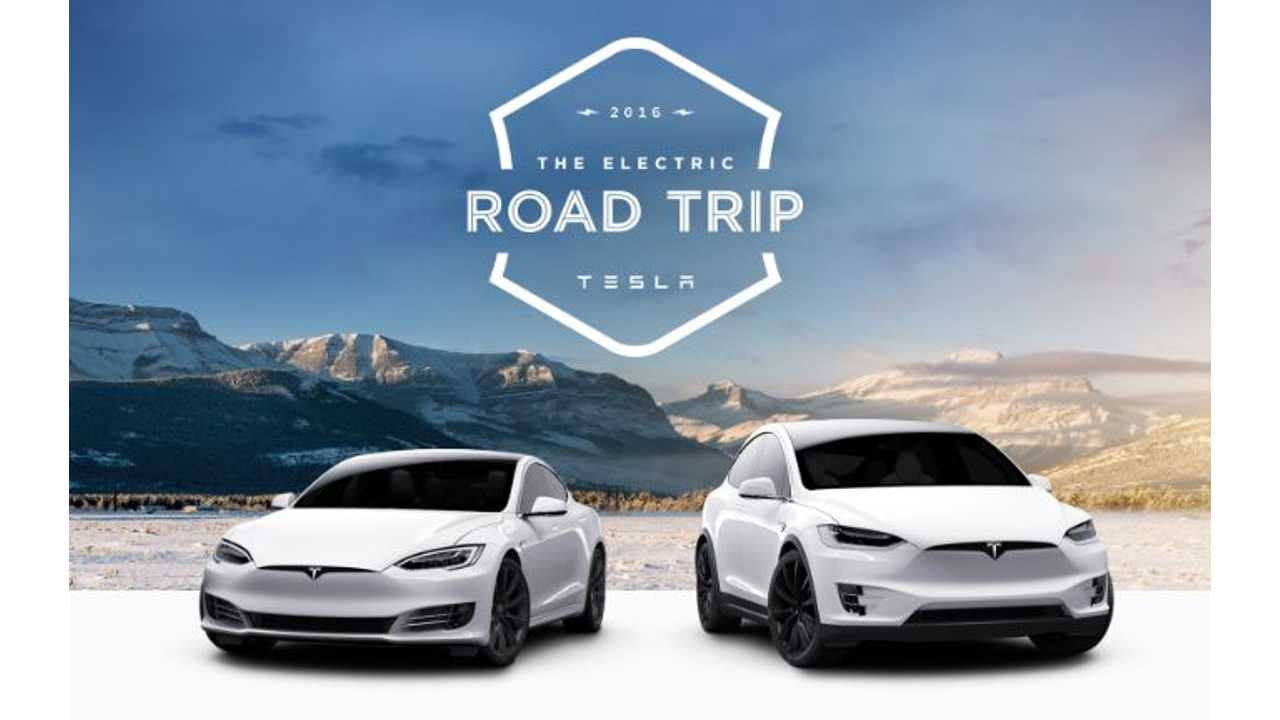 Tesla's Global Fleet Drives Past 4 Billion Electric Miles