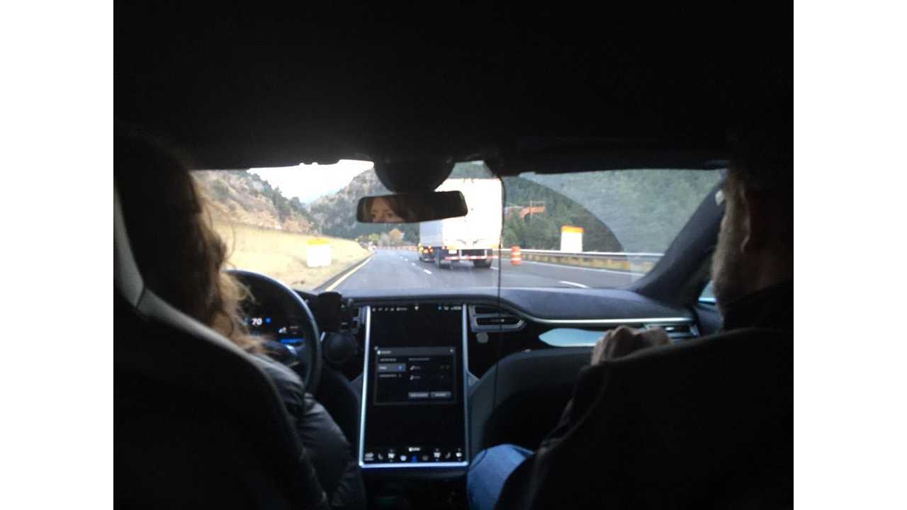 Alex Roy Makes Pitch To Tesla For First Self-Driving Coast-To-Coast Run