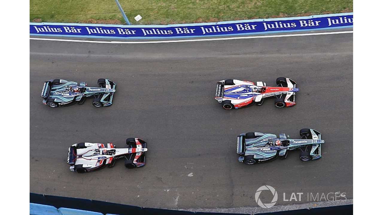 Formula E To Find Second-Life Use For Batteries