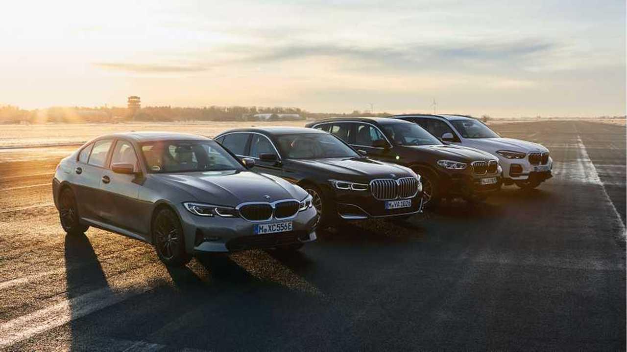 BMW Reiterates Its Flexible Electric Car Strategy