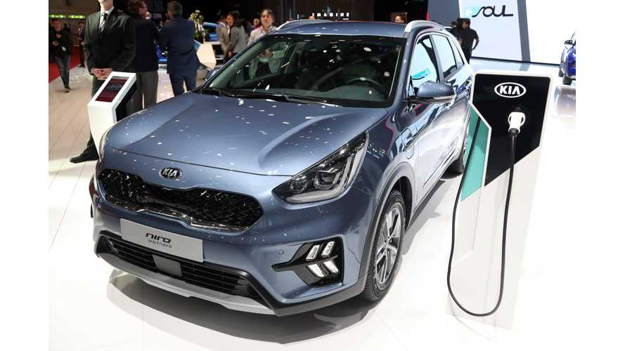 Kia Niro PHEV Gets Updated Features, Pricing For UK