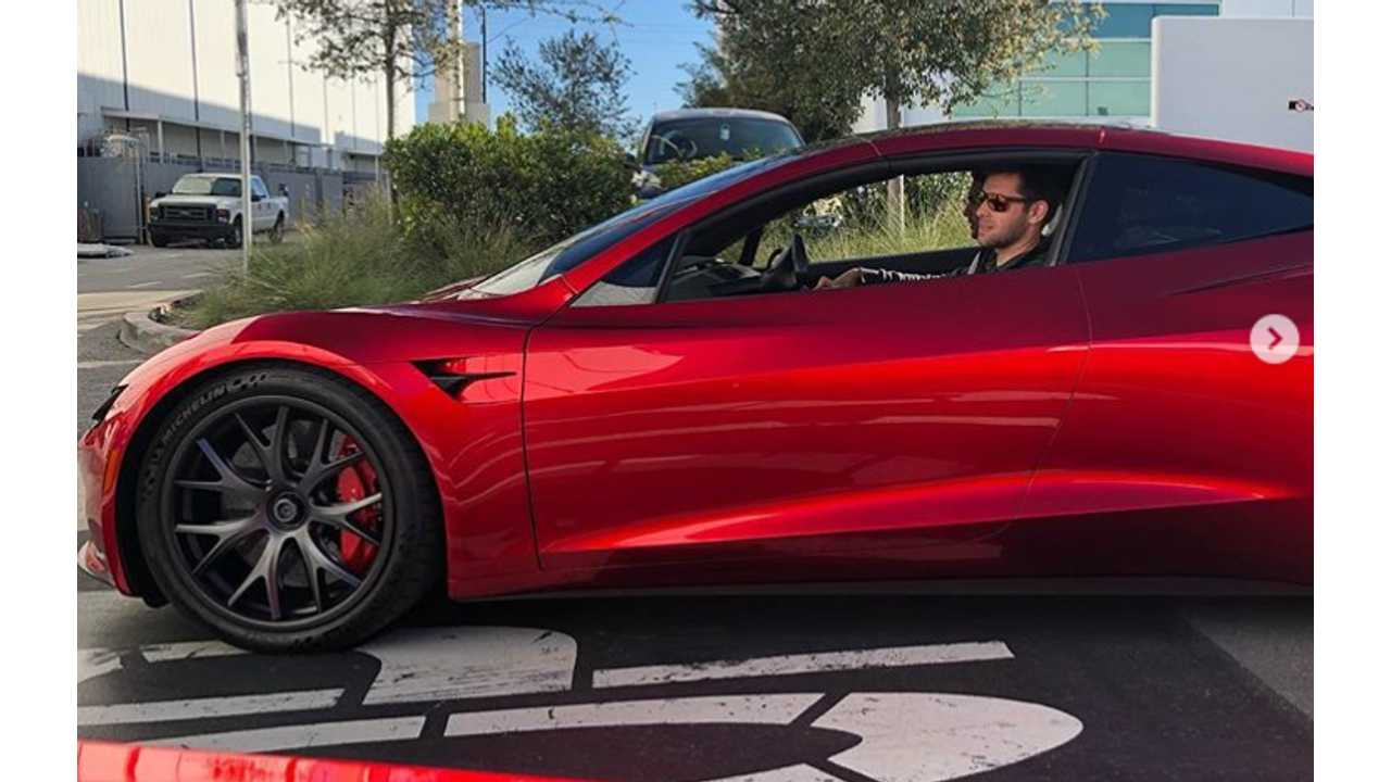 New Tesla Roadster Oozes With Style In Latest Images