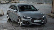 Audi RS 4 Avant 2020 render
