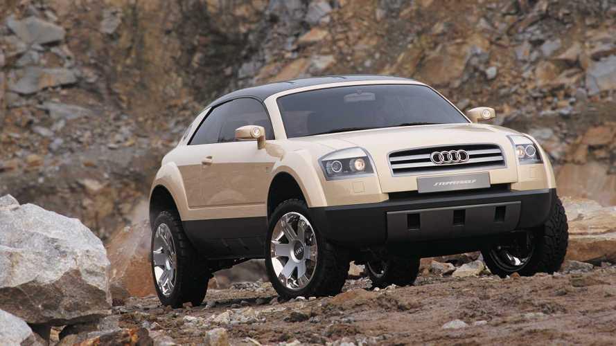 Vergessene Studien: Audi Steppenwolf (2000)