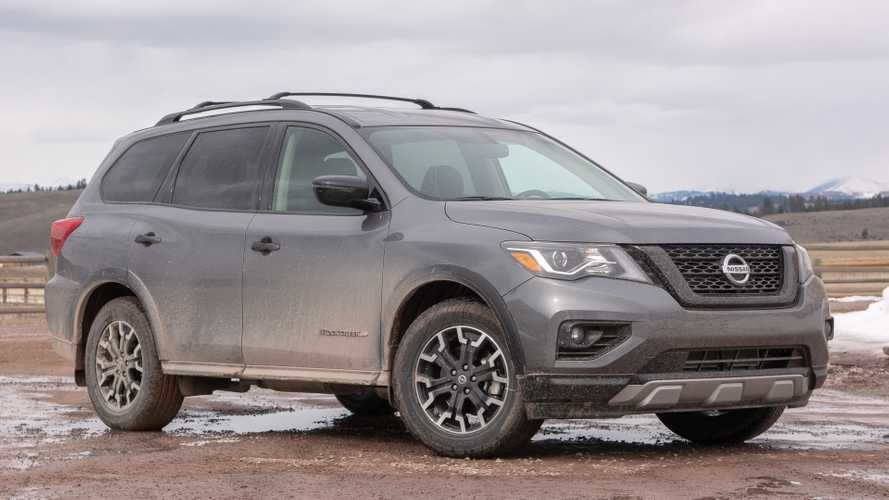 2019 Nissan Pathfinder First Drive: Approaching Retirement Age