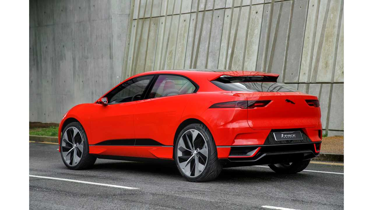 Jaguar Discusses I-Pace's Thermal Management System - Video