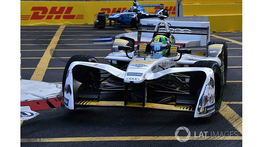 Di Grassi Hit With 10-Place Grid Penalty For Upcoming Formula E Race