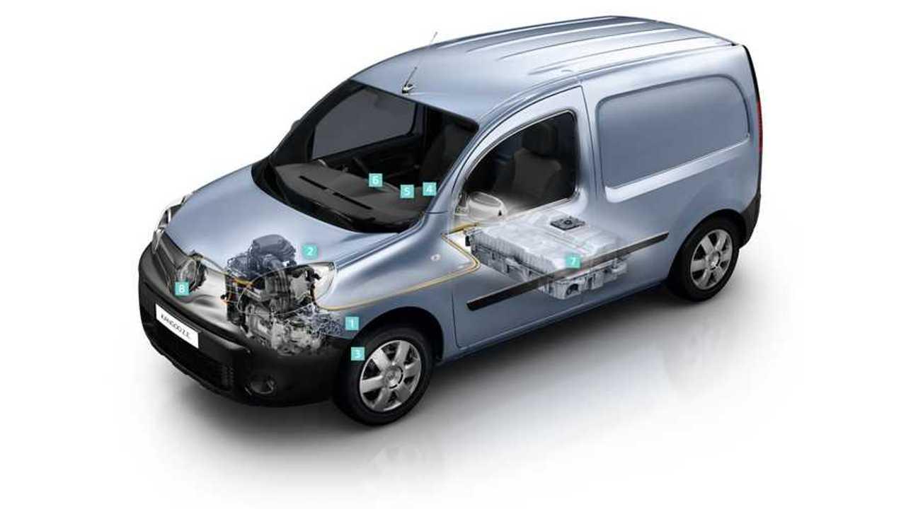 Renault's Cumulative EV Sales Now 120,000, As New Kangoo Z.E. 33 kWh Surges