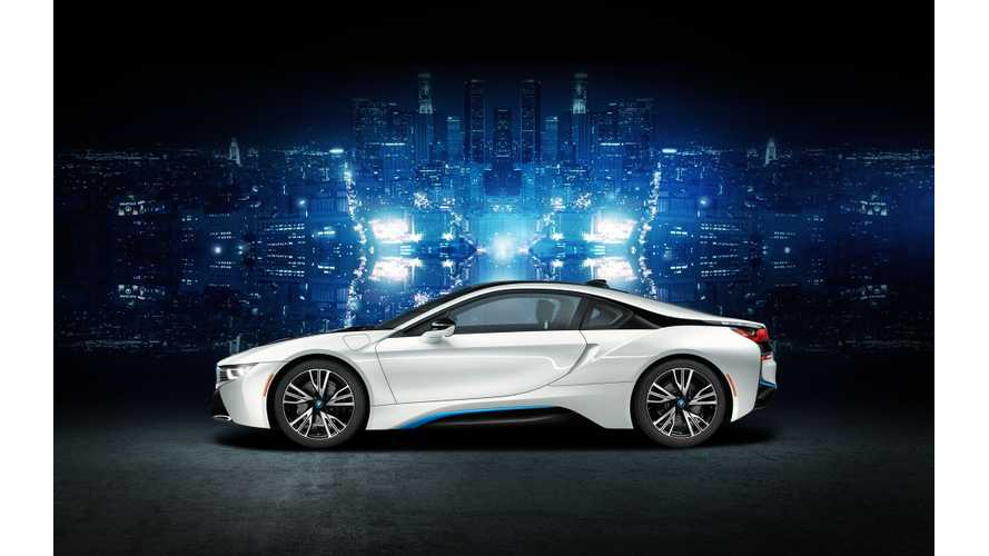 Green Car Journal Award Winners Include BMW i8, Big Gas Truck, Diesel Jeep