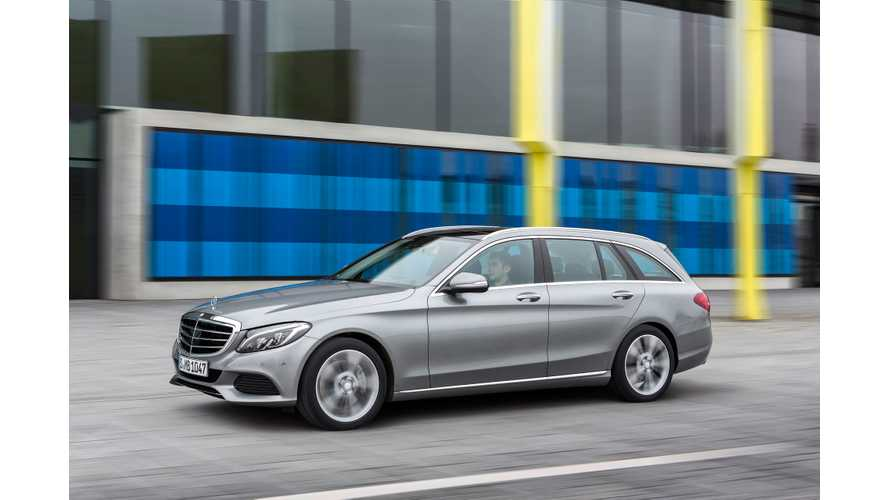 Mercedes-Benz Now Accepting Orders For C350 Plug-In Hybrid