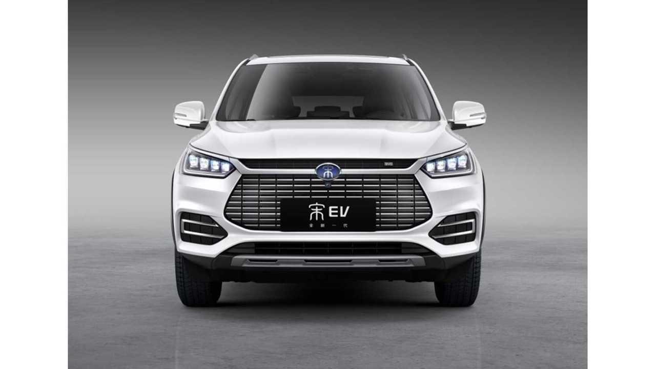 China's New Energy Vehicle Production Up 186%