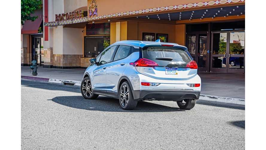 Kelley Blue Book Chevrolet Bolt Test Drive: