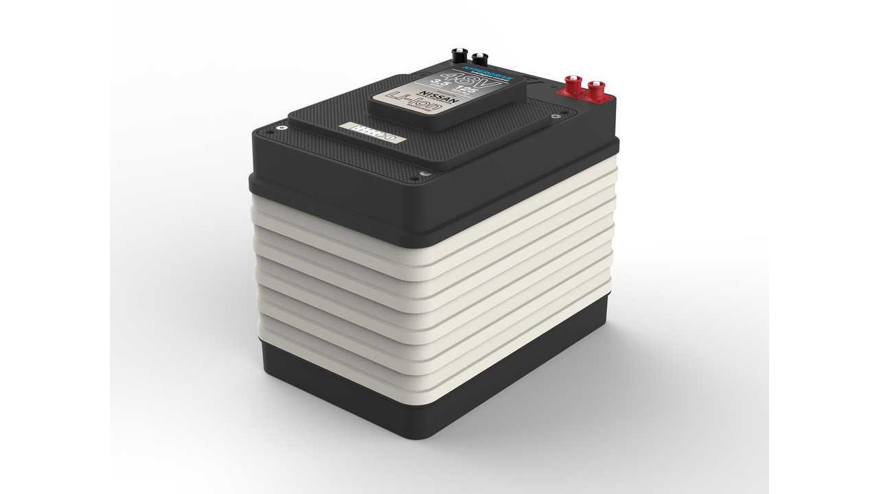 Hyperdrive Innovation To Offer Nissan (LEAF) Batteries For Various Applications