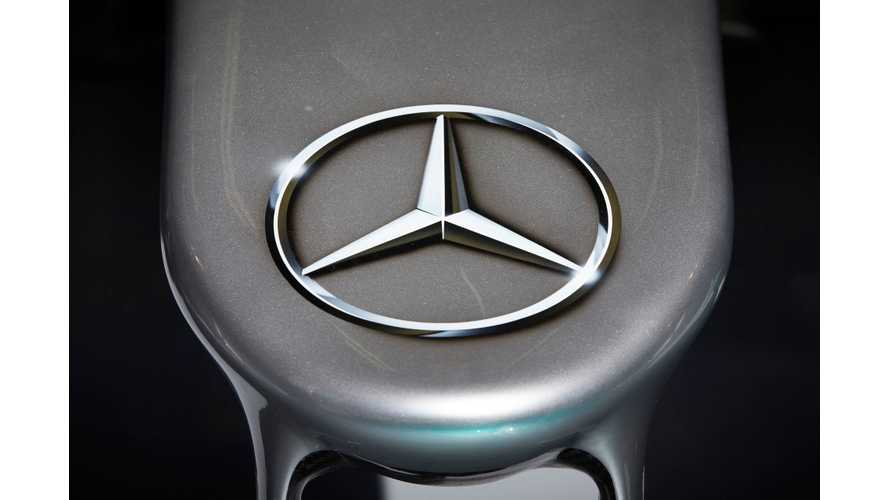 Mercedes-Benz To Enter Formula E in Season Five
