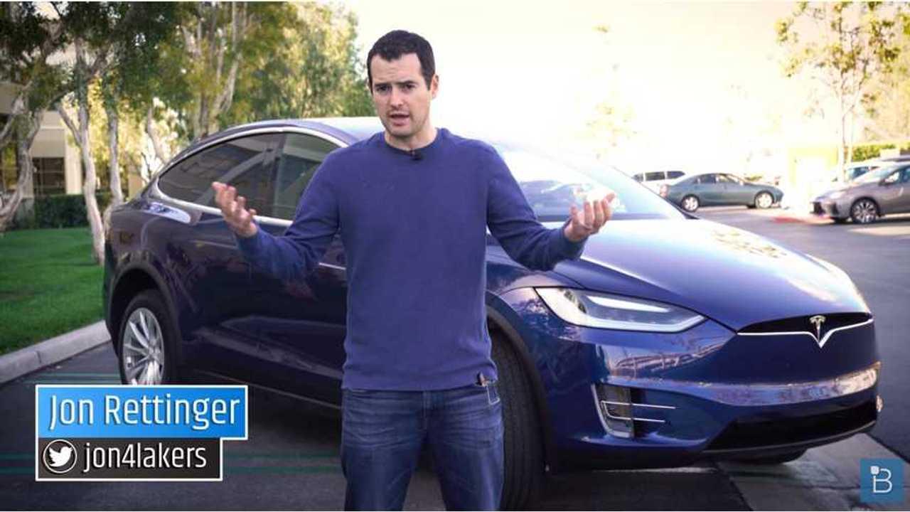 1-Month Tesla Model X Review - Video