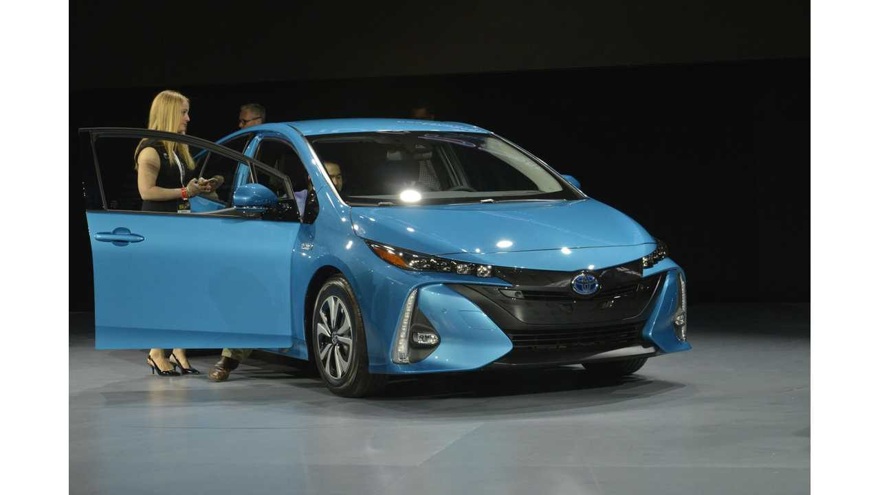 Toyota Getting Bullish On Plug-In Hybrids (yes, you read that right)