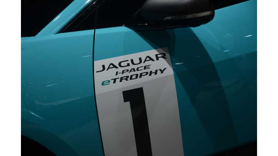 Jaguar I-Pace eTrophy Racing Series To Be Supported By M-Sport