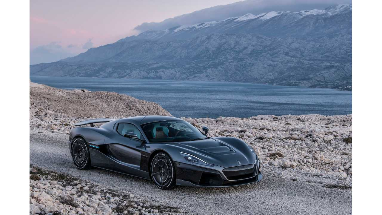 Wallpaper Wednesday: Rimac C_Two – Our Top 20 Images