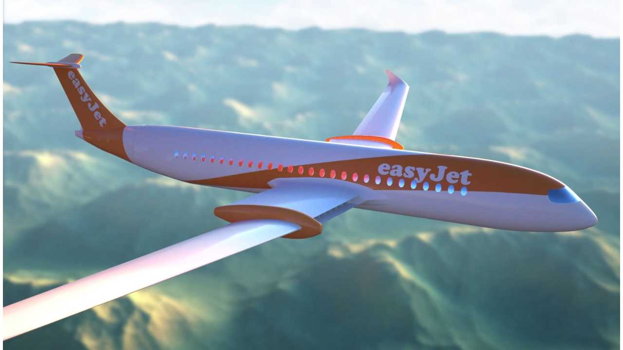 EasyJet Says Electric 9-Seat Jet Will Hit The Skies Next Year