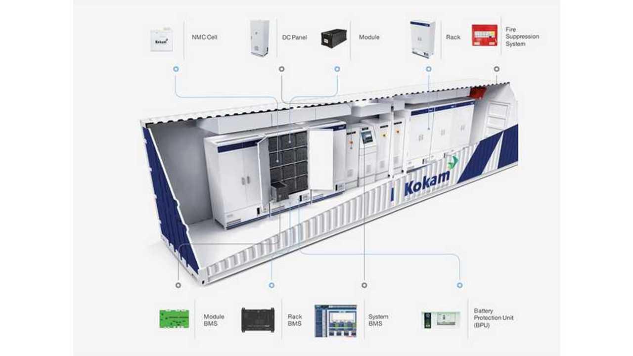 SolarEdge Acquires Battery Maker Kokam