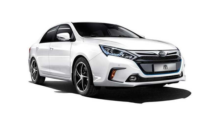 BYD Qin Sales Top 50,000, Tang Exceed 30,000
