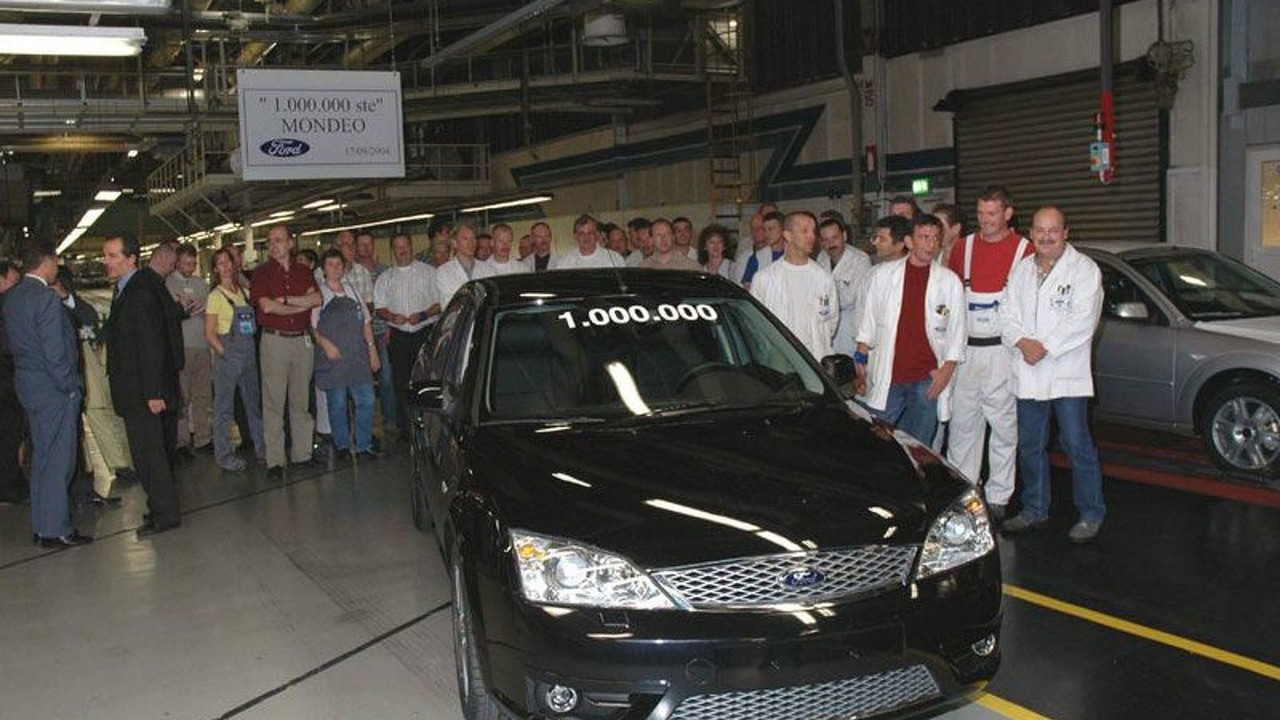 One Millionth Ford Mondeo
