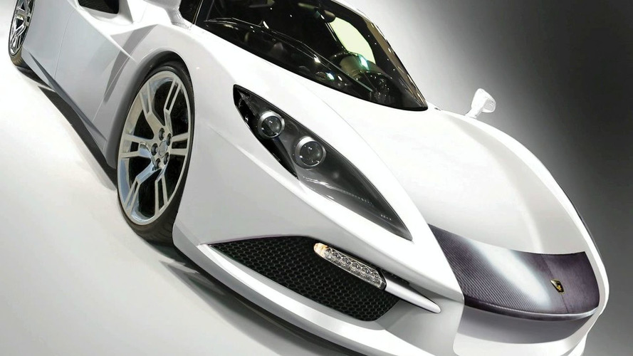 Arash AF-10 Supercar Production Version Revealed