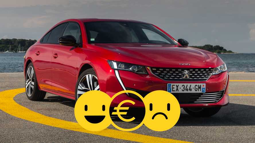 Promozione Peugeot 508, perché conviene e perché no