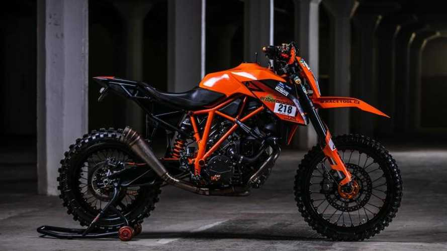 KTM 1290 Super Enduro R, la bestia votata all'off-road