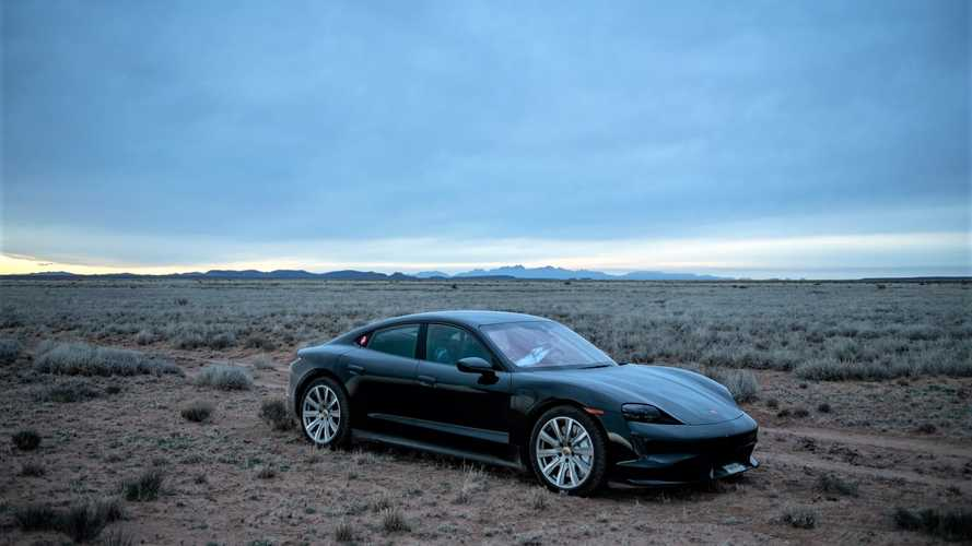 Porsche Taycan Turbo Owner Completes Epic 11,000-Mile Road Trip