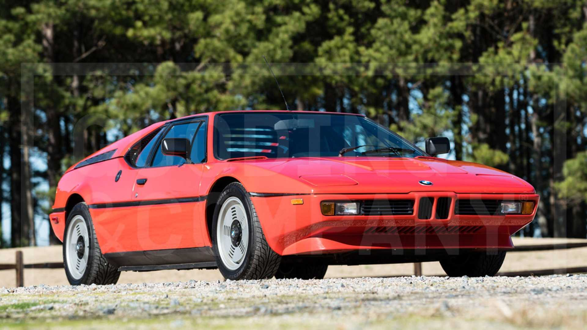 """[""""Turn That Wall Poster Into Reality With This 1981 BMW M1""""]"""
