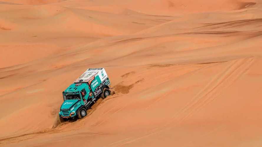 Dakar 2020, il team Iveco Petronas chiude sesto