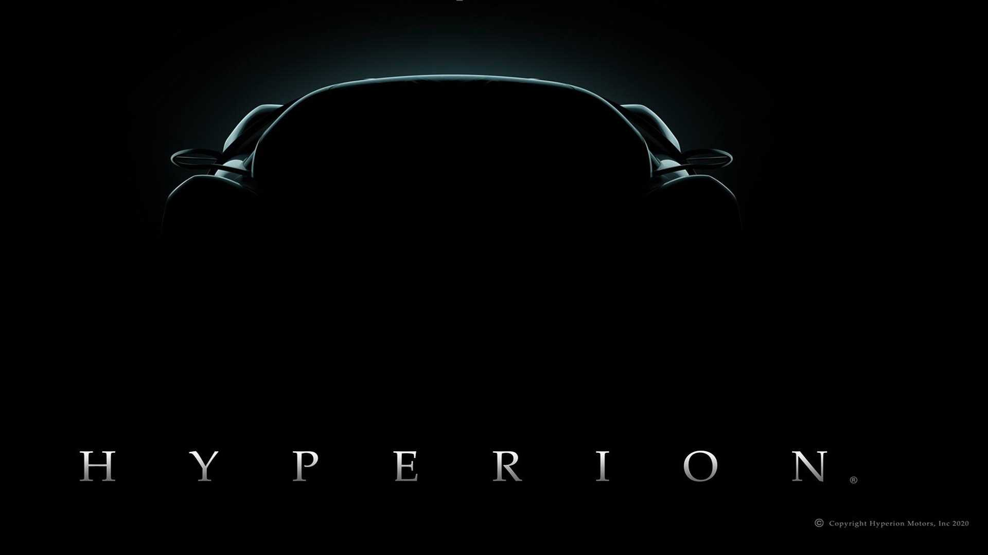 Hyperion teases high-performance hydrogen car, debut 'coming soon'