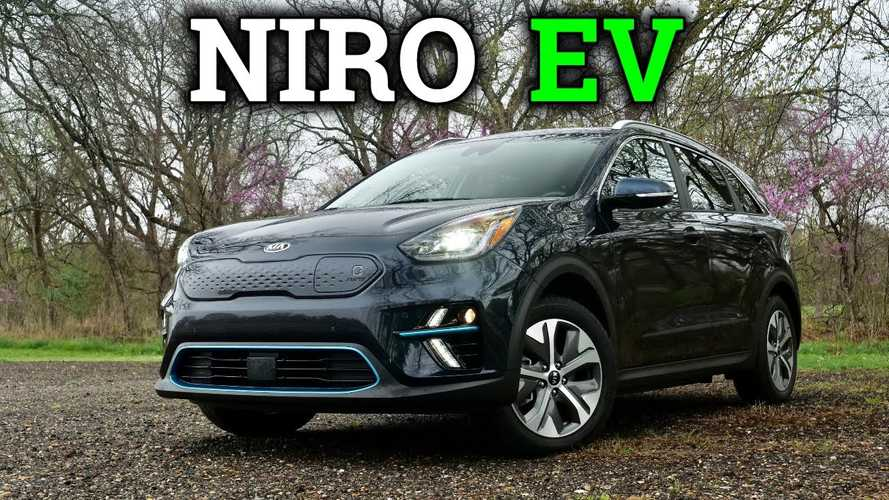 Kia Niro EV: Practical, Well-Priced Mainstream EV With Solid Range