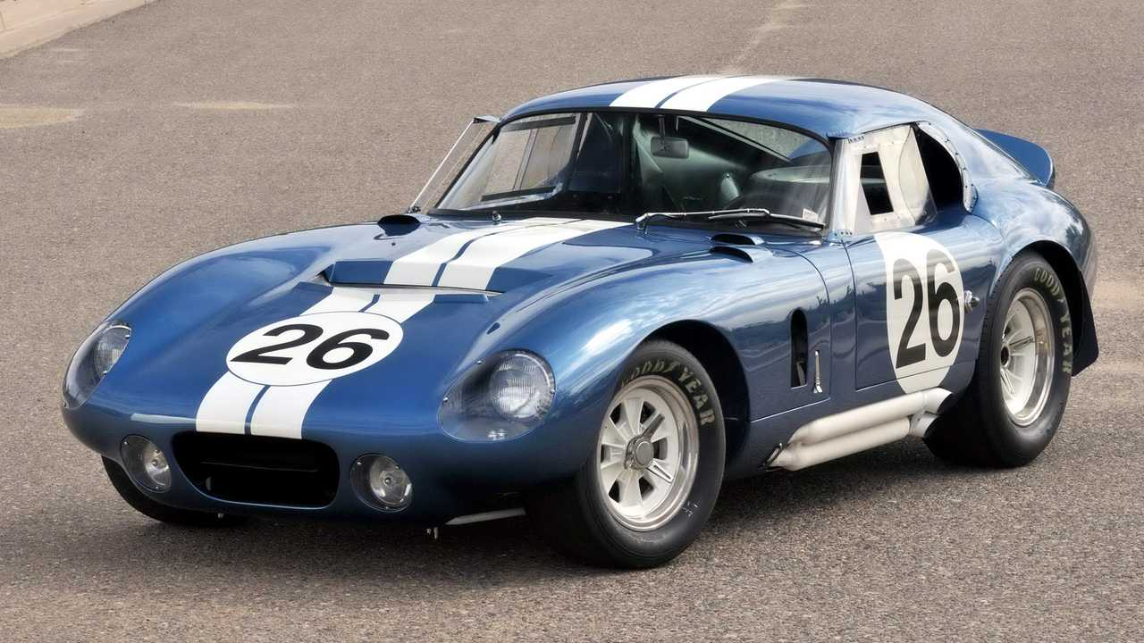Shelby Daytona Cobra Coupe (1965) - 6,7 millones de euros