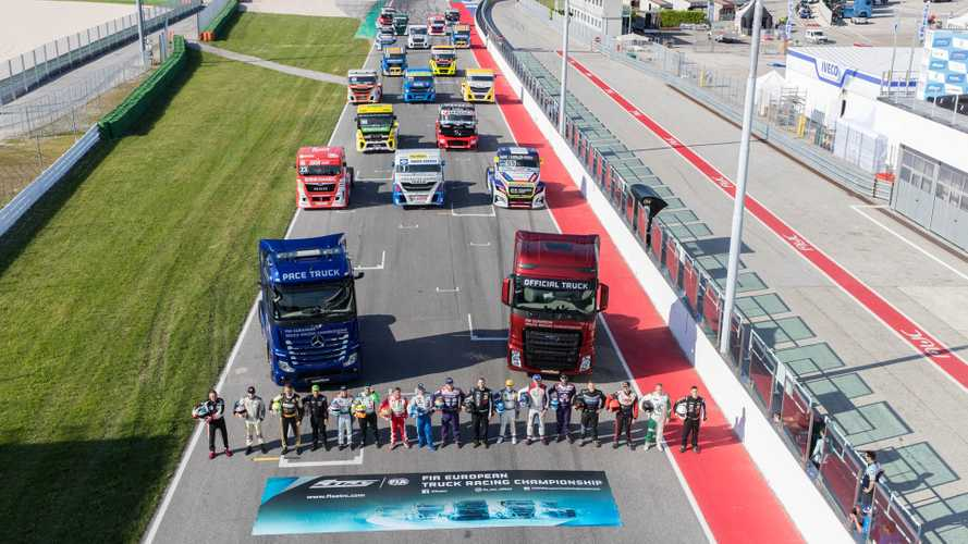 Il GP Truck di Misano il 14-15 novembre. Sarà la festa dei camionisti