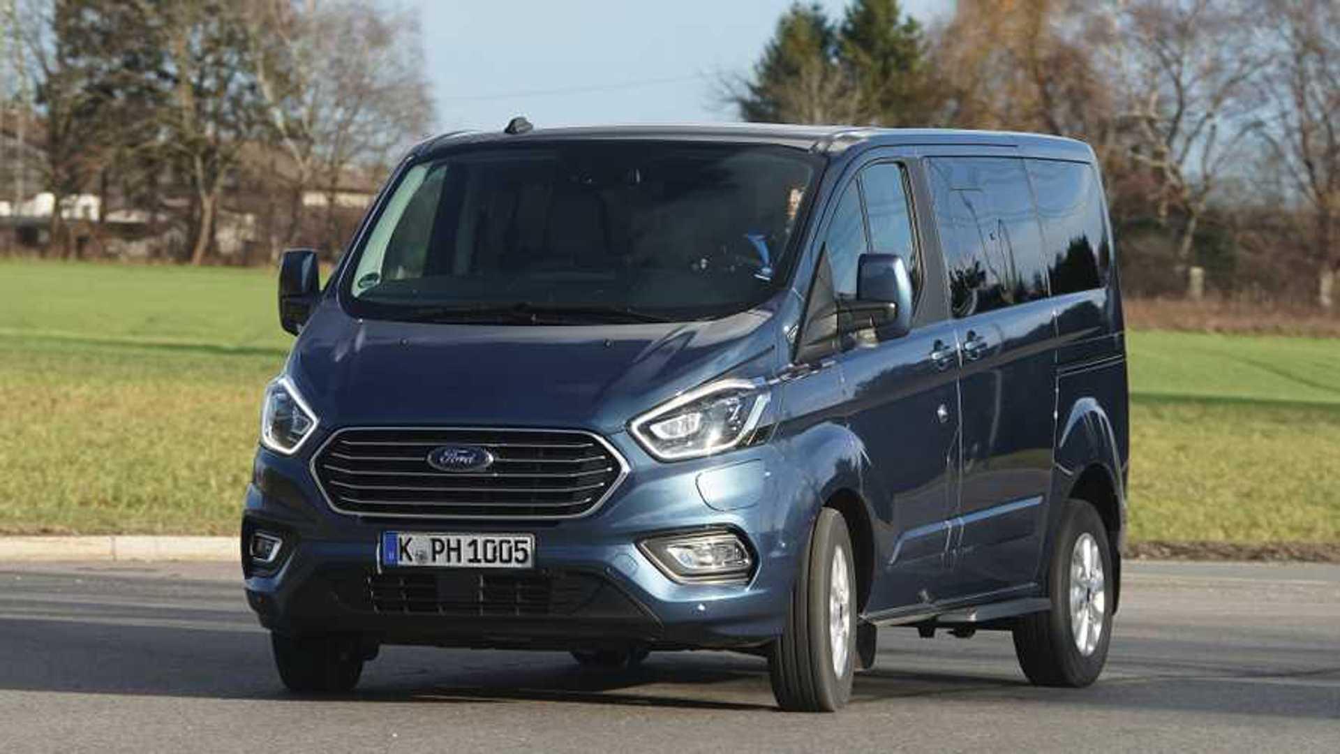 Ford Tourneo Custom Plug-in-Hybrid (2020) im Test