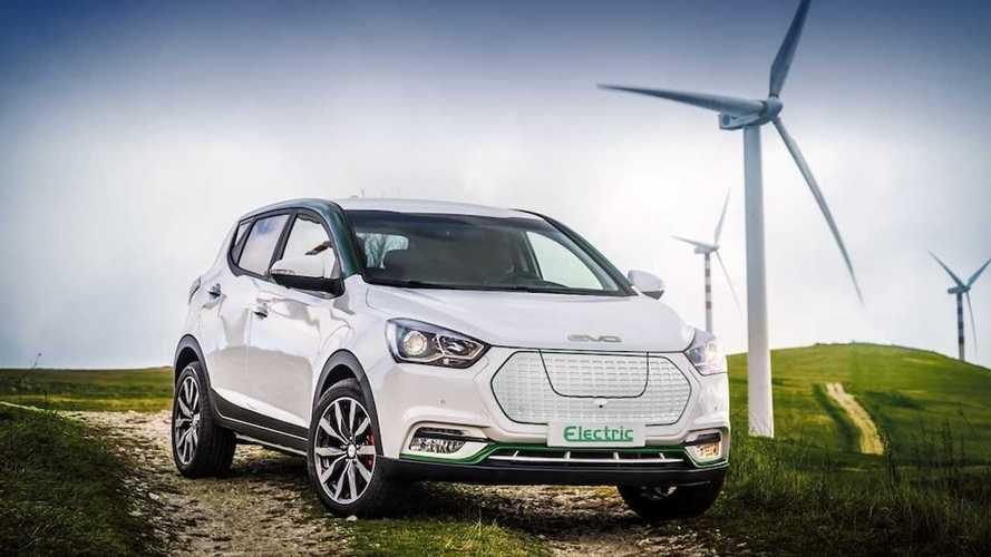 Dr Evo Electric, el SUV eléctrico que está a la venta por 19.900 euros