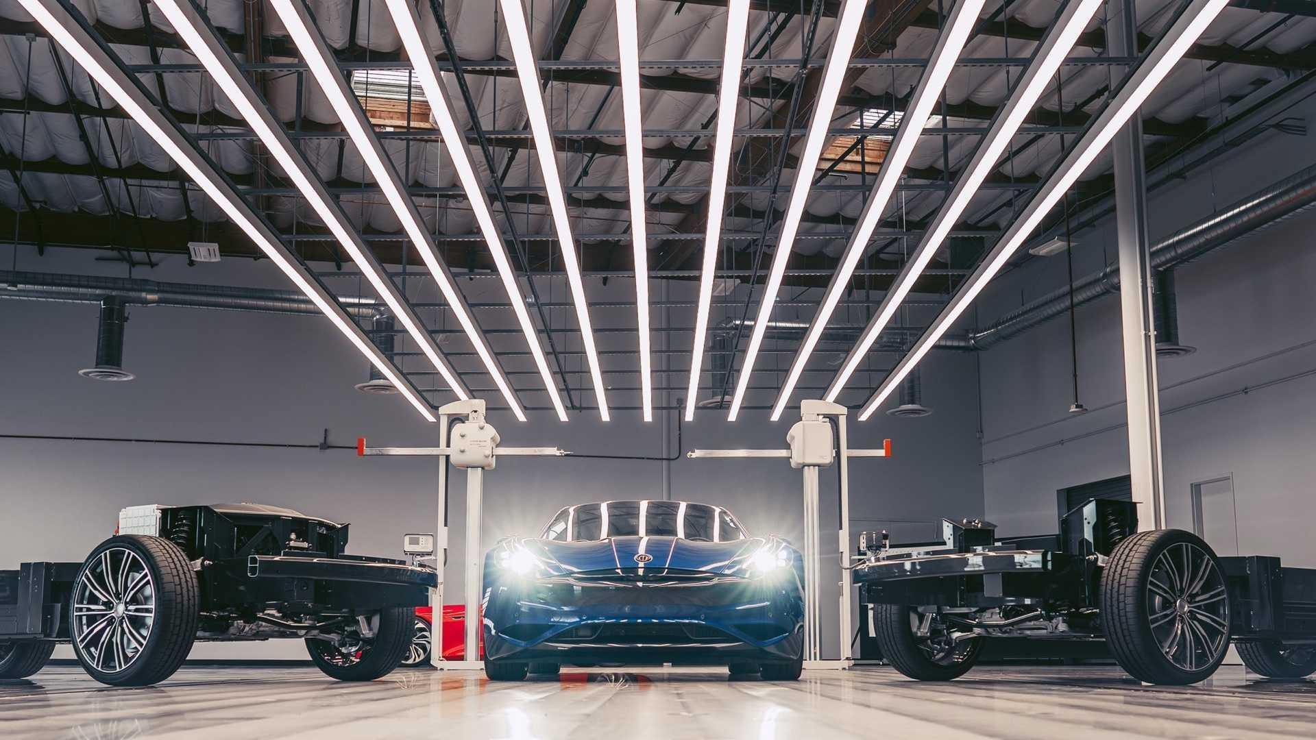 Karma Revero GTE - Place au 100 % électrique