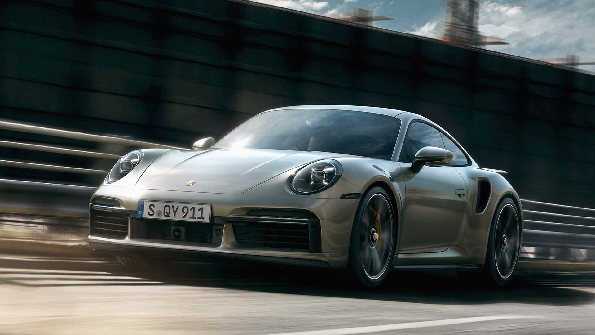 2021 Porsche 911 Turbo S Coupe Cabriolet Revealed With 640 Hp