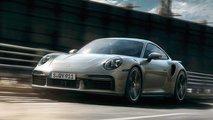 2020 Porsche 911 Turbo