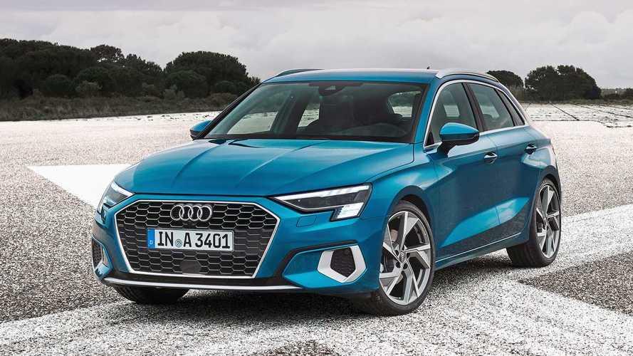 Nuova Audi A3 Sportback, ordini aperti e prezzo da 29.150 euro