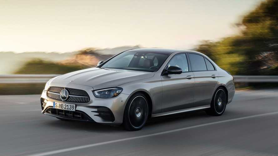 Mercedes-Benz E-Class Gains Revised PHEV Powertrain, Headed For U.S.