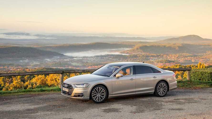 Audi A8 обойдется без автопилота 3 уровня