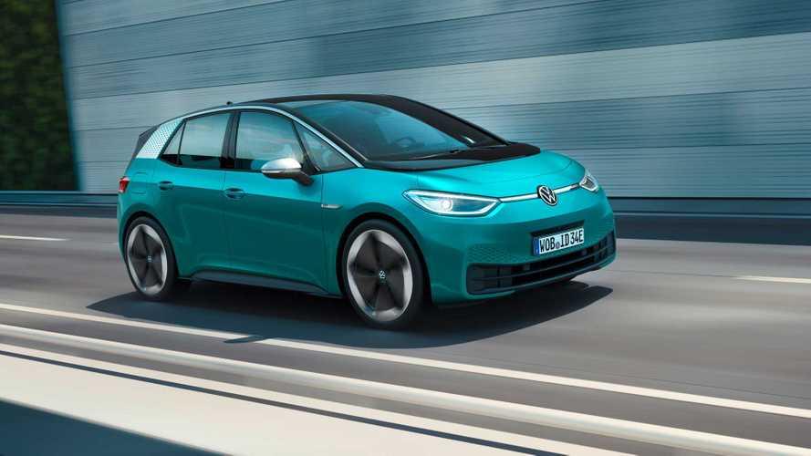 Volkswagen ID.3: encomendas disponíveis à partir de 17 de junho