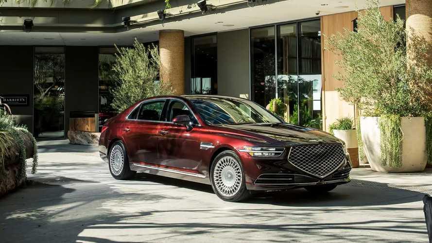 2020 Genesis G90: First Drive